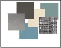 MDF mat culori uni