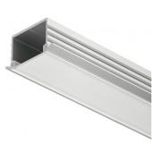 Profil Hafele LOOX pentru incastrare banda LED