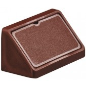 262.55.112 - Coltar plastic maro