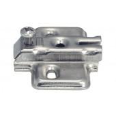 316.51.502 - Placuta pentru balama rama aluminiu model 194