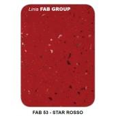 FAB 53 - Blat lucru FAB STAR ROSSO