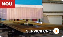 Servicii CNC